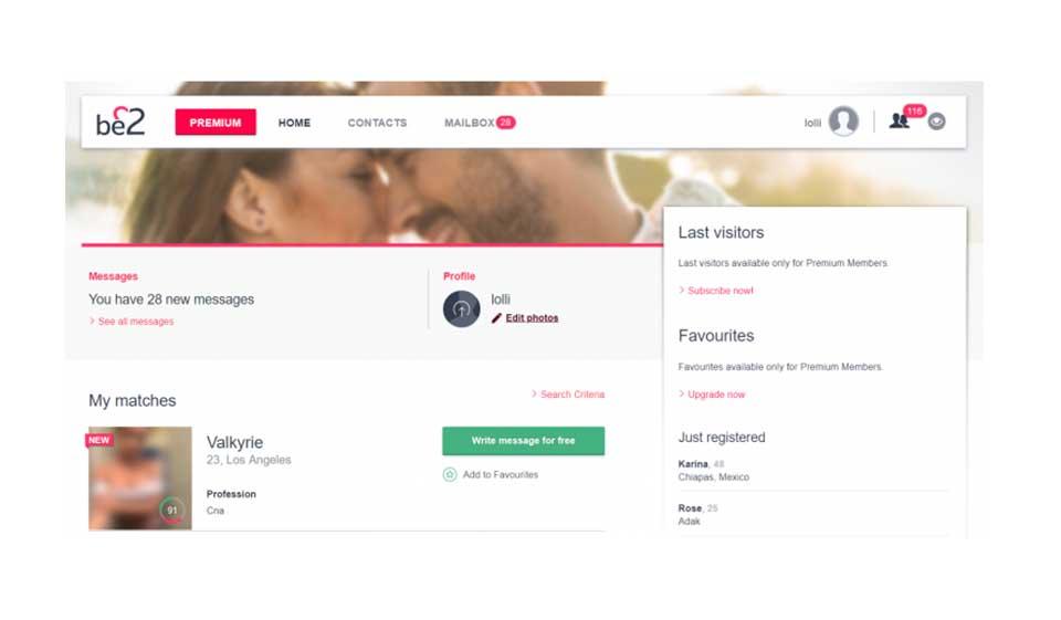 dating website profil căutare profil mătușă de apel local