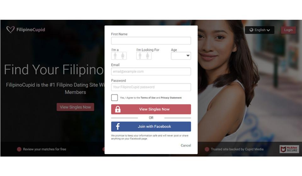 Filipino Cupid Test 2021