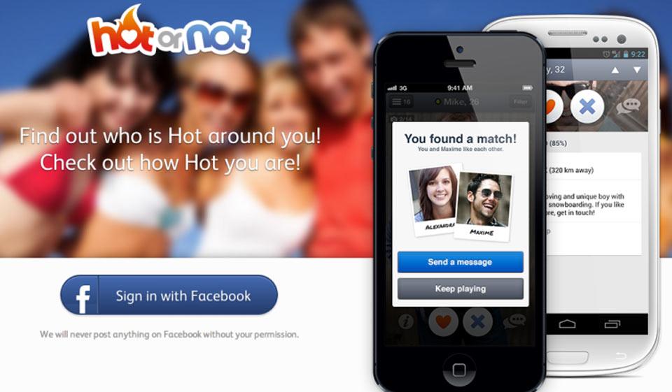 Hot or Not Recenzja 2021
